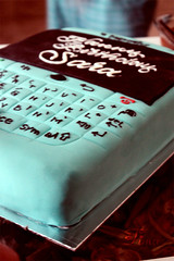 (Fim  Senior 2012 !) Tags: birthday cake blackberry