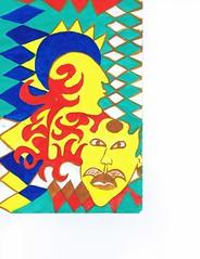 PAP-DAV-07 (moralfibersco) Tags: art latinamerica painting haiti gallery child fineart culture scan collection countries artists caribbean emerging voodoo creole developingcountries developing portauprince internationaldevelopment ayiti