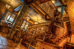 Animal Kingdom: Yak and Yeti Restaurant (Hamilton!) Tags: world new travel yak vacation lake animal table fun lunch restaurant asia florida antique sony hamilton kingdom disney resort adobe vista service yeti walt decor authentic buena lightroom new7 theming sal1650 pytluk sony1650f28 sony165028