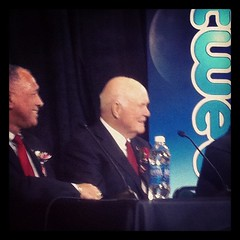 #JohnGlenn #Hero #nasatweetup