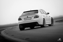 M5 .. ll (Meshari Al-dosari .. ) Tags: bw car canon photography photo photographer 7d bmw 70200 m5                7 aldosari