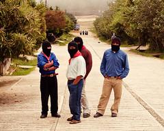 Zapatistas in Oventic (Soul Syndicate) Tags: mexico 50mm justice al nikon peace paz human rights soul sur caravan 18 zapatista chiapas justicia oventic syndicate humanos caravana derechos d90