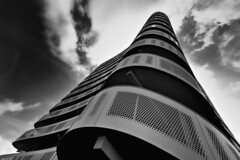 Kadijk Tower/Delfzijl (Wim Hazenhoek.) Tags: blackandwhite netherlands perfect flickr photographer shot quality shapes nederland wim delfzijl groningen nikkor masterpiece 1635mm groothoek supershot flickrsbest d700 theunforgettablepictures overtheexcellence nikond700 benrotripod flickrlovers flickhdr bwnd110filter wimhazenhoek vipveryimportantphotos 1635mmf4vr photographersupershot hazenhoek
