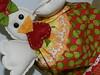 Galinha Patchwork (Pimenta Arteira) Tags: galinha handmade feltro patchwork decoração cozinha tecido