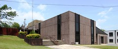 Public Safety Annex IMG_3777 (OZinOH) Tags: alabama policestation fortpayne dekalbcounty fortpaynealabama fortpayneal
