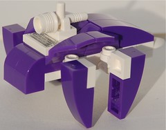 Purple 1 (Mantis.King) Tags: lego crab walker mecha moc mechaton mobileframezero