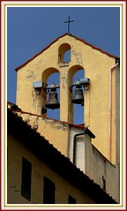 (John Goulart Jr., Art and Travel Photography) Tags: italy church bells florence steeple firenze jgou
