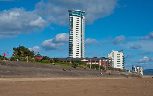 Swansea Beach 18 March 2012
