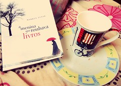 A menina que roubava livros (Anna Megaip) Tags: book livro ameninaqueroubavalivros