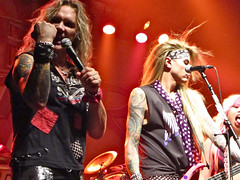 "Steel Panther @ Le Bataclan, Paris, 25.03.2012 • <a style=""font-size:0.8em;"" href=""http://www.flickr.com/photos/35303541@N03/7020188751/"" target=""_blank"">View on Flickr</a>"