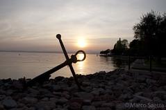 Tramonto (Mr.clicki) Tags: sunset lago tramonto romantic atmosfera romantico romanticsunset tramontosullago tramontoromantico