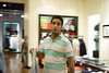 Nawaf is looking for a shirt (Bader Awwad) Tags: shop shopping nawaf ملابس محل قميص نواف