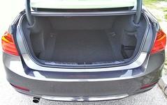 BMW Serie 3 (maletero)