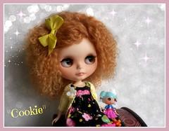 """""""Cookie estrena peinado""""..."""