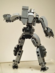 URX-621 NekoMech (Aimless Pursuits) Tags: lego midi mecha