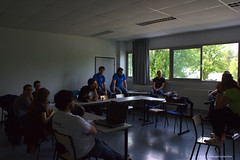Formation @Grenoble SC 2014