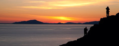 Niest Point sunset over Harris (Darren Cooper) Tags: sunset sea skye isleofskye harris isleofharris niestpoint leefilter ndgradfilter
