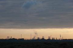 Processing plant outside Mendoza