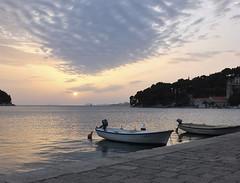 subtle sunset (Sunshine Soon) Tags: croatia cavtat luka