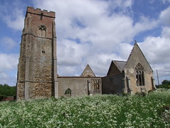 Photo of Tilney cum Islington, Norfolk, St Mary, exterior from the south