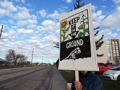 DSCN6549 (WildEarthGuardians) Tags: protest wyoming climate publiclands leasing oilandgas fracking keepitintheground