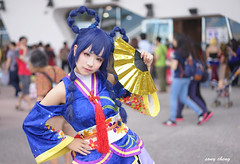 DSC01236 (-CHENG) Tags: anime cosplay coser cos a7 pf