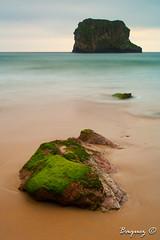 Ballota beach (Baquez) Tags: beach landscape long exposure asturias paisaje llanes exposicion larga ballota yanlb yanlopezbaquez