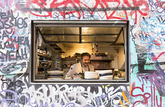 Cooking ideas (_altaria01669_) Tags: color colour art cooking kitchen happy arte grafiti cook happiness australia melbourne victoria colores mel cocina australiano vic felicidad feliz aussie aus diferente pintura cocinar graffitis grafitis grafittis cocinando culinario gastro melburne