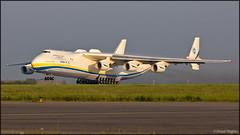 "Antonov An-225 ""Mriya"" (Pavel Vanka) Tags: plane airplane big republic czech prague aircraft jet spot cargo cossack czechrepublic six takeoff biggest spotting antonov cargoplane an225 mriya antonovairlines lkpr mrija"