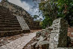 Honduras-024 (s4rgon) Tags: copan honduras mayaruins ruine copánruinas copán hn