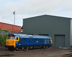 SVR - Exeter on the Shed (Quality BoB) Tags: diesel railway severn exeter valley 50 gala kidderminster 2016 50044