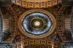 San Marcos, Roma. (atvjavi) Tags: italy vatican rome roma italia interior catedral vaticano inside sanmarcos simetric simetrias atvjavi