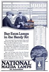 National Maxda Lamps - 19230929 Literary Digest (Jon Williamson) Tags: history vintage advertising ad vintageadvertising vintagead vintascope