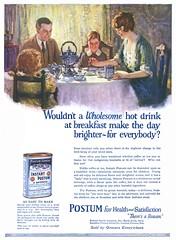 Postum - 19230922 Literary Digest (Jon Williamson) Tags: history vintage advertising ad vintageadvertising vintagead vintascope