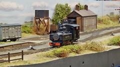 DSC00207 (BluebellModelRail) Tags: buckinghamshire may exhibition aylesbury bankholiday modelrailway charmouth 2016 railex o165 stokemandevillestadium rdmrc