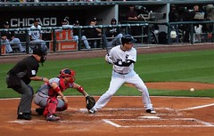 Todd Frazier (Brule Laker) Tags: chicago baseball mlb uscellularfield washingtonnationals americanleague chicagowhitesox nationalleague