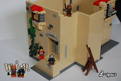 WIP-Clocktower-2_05 (L-space) Tags: lego wip clocktower pratchett discworld unseenuniversity