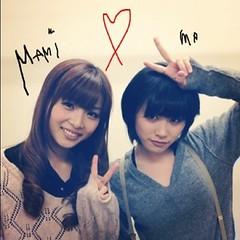  高橋愛  Mami #takahashiai