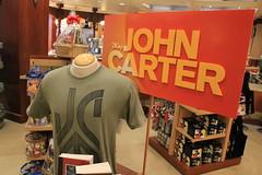 John Carter Merchandise