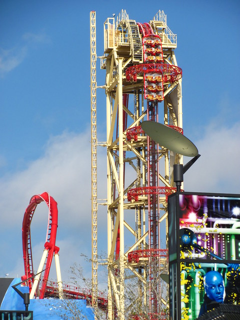 Universal Studios Florida Photo Journal Roller Coaster Philosophy