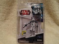 Stormtrooper Commander (KyLegoBoy) Tags: storm trooper star comic action figure wars con commander