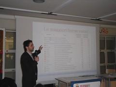 eticanonmente - I seminario IISS Rosa Luxemburg Acquaviva delle Fonti (BA) (eticanonmente) Tags: microcredito acquavivadellefonti finanzaetica eticanonmente