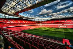 Emirates Stadium - Director's Box - 04 (Jaydee1974) Tags: uk england london football stadium emirates islington arsenal wenger hdr hollowayroad gunners emiratesstadium arsenalfc arsenewenger stadiumtour