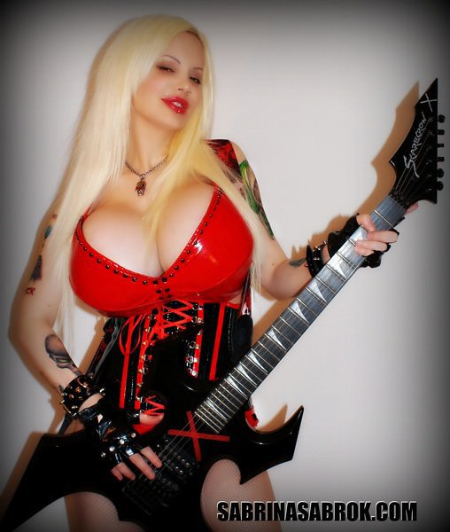 Sabrina sabrok rockstar biggest breast in the world - 4 1