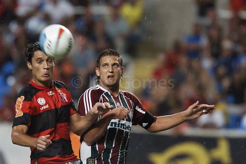 Campeonato Carioca 2012 - Flamengo x Fluminense - 11/03/2012