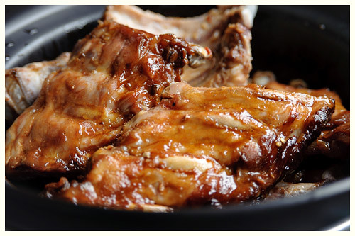 Peppery Asian Ribs