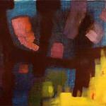 "<b>Damascus</b><br/> Blanche Marie Gallagher (1922-) ""Damascus"" Oil, 1967 LFAC #654<a href=""http://farm8.static.flickr.com/7062/6852264635_8cd012939b_o.jpg"" title=""High res"">∝</a>"