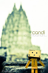 Danbo Goes to Yogya.... (Dewi Caprianita) Tags: adventure danbo