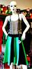 falda campana + pechera simple (pléyades-ropa tejida) Tags: color thread dress skirt cotton seda ropa falda algodon tejida pleyades