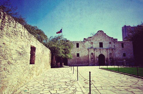 The Alamo, San Antonio, Texas, © Steve Webel